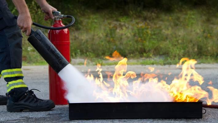 fire ex drill